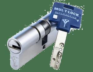 цилиндр Mul-t-lock Interactive